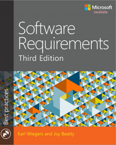 Software Requirements, 3rd Edition Joy Beatty Karl Wiegers
